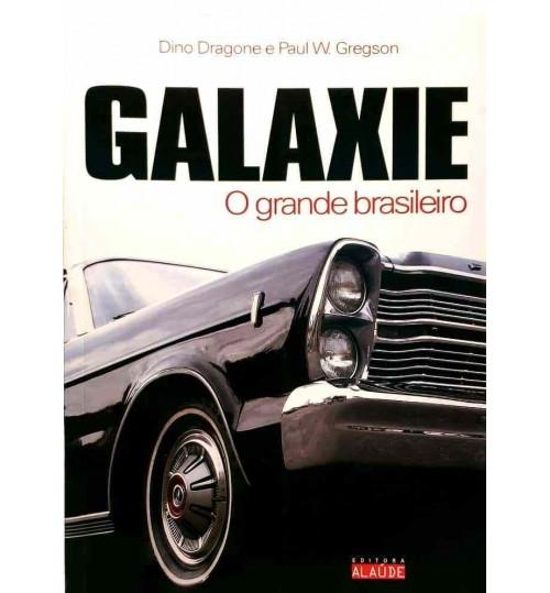 Livro Galaxie - O Grande Brasileiro