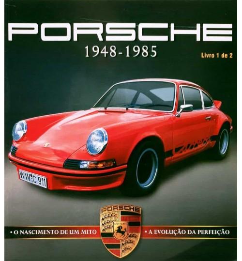 Livro Porsche 1948 - 1985