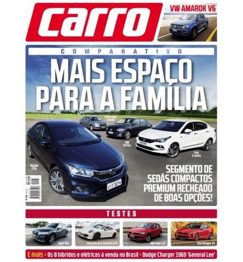 Revista Carro - Comparativo, Mais Espaço para a Família N° 293