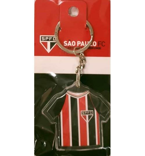 Chaveiro Histórico Camisa São Paulo