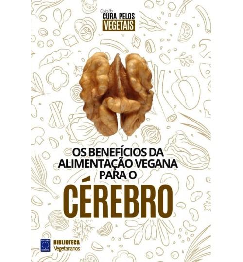 Livro Coleção Cura Pelos Vegetais - Cérebro