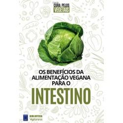 Livro Coleção Cura Pelos Vegetais - Intestino