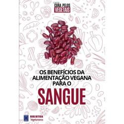 Livro Coleção Cura Pelos Vegetais - Sangue