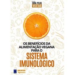 Livro Coleção Cura Pelos Vegetais - Sistema Imunológico