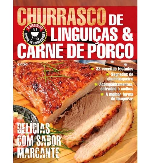 Livro Coleção Bíblia do Churrasco - Churrasco de Linguiças & Carne de Porco