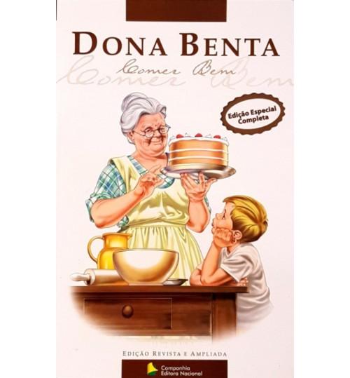Livro Dona Benta Comer Bem - Edição Especial Completa