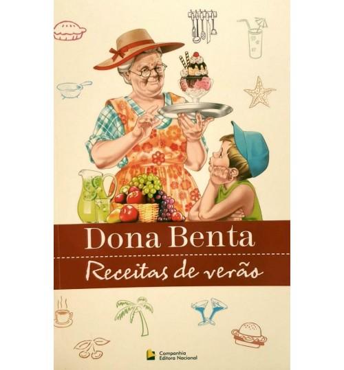 Livro Dona Benta - Receitas de Verão
