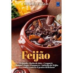 Livro Receitas Veganas - Feijão
