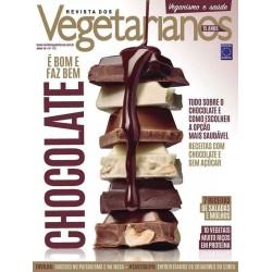 Revista dos Vegetarianos - Chocolate É Bom e Faz Bem N° 175