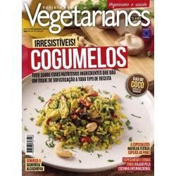 Revista dos Vegetarianos - Cogumelos Irresistíveis! N° 177