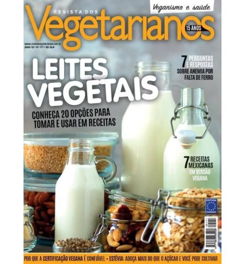 Revista dos Vegetarianos - Leites Vegetais N° 171