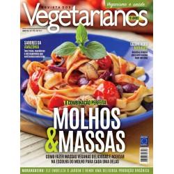 Revista dos Vegetarianos Molhos e Massas - A Combinação Perfeita N° 173