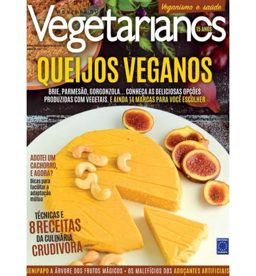Revista dos Vegetarianos - Queijos Veganos N° 170