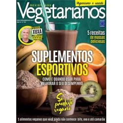 Revista dos Vegetarianos - Suplementos Esportivos N° 168