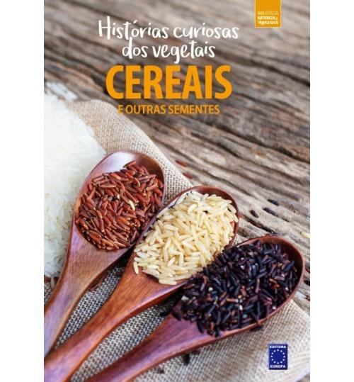 Livro Coleção Histórias Curiosas dos Vegetais - Cereais