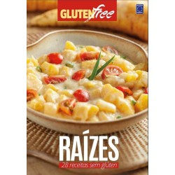 Livro Glutén Free: Raízes - 28 Receitas Sem Glúten