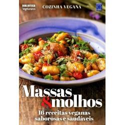 Livro Cozinha Vegana - Massas e Molhos