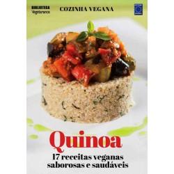 Livro Cozinha Vegana - Quinoa