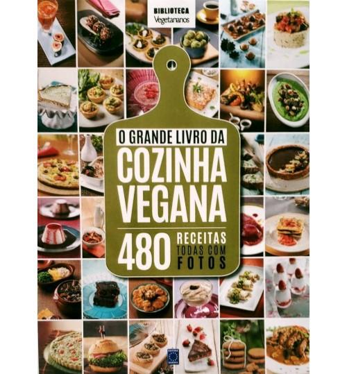Livro O Grande Livro da Cozinha Vegana