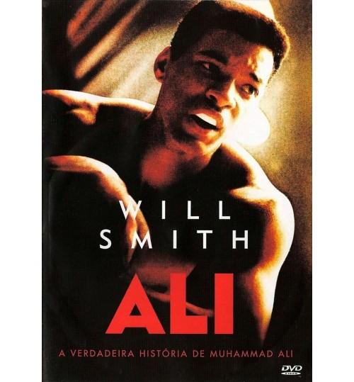 DVD Ali A Verdadeira Historia de Muhammad Ali