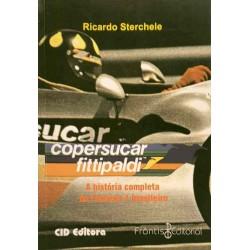 Livro Copersucar Fittipaldi - A História Completa do Formula 1 Brasileiro