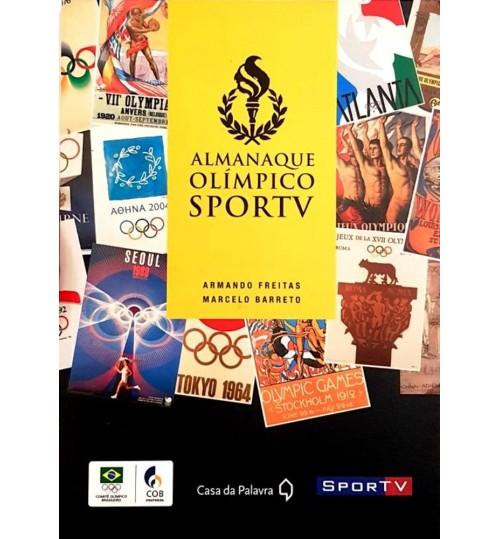 Livro Almanaque Olímpico Sportv