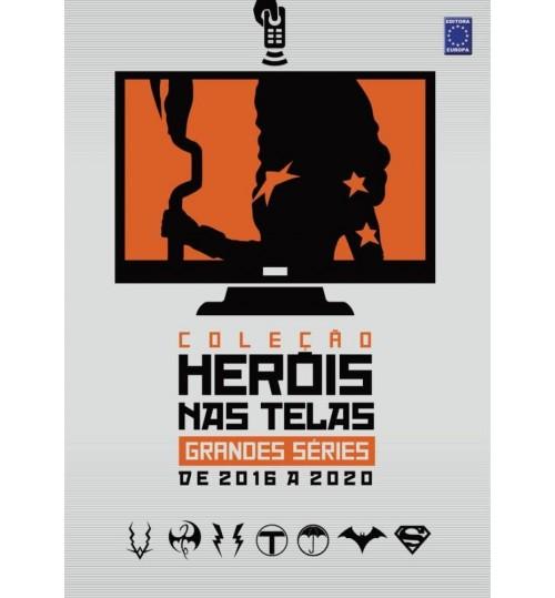 Livro Coleção Heróis nas Telas: Grandes Séries de 2016 a 2020