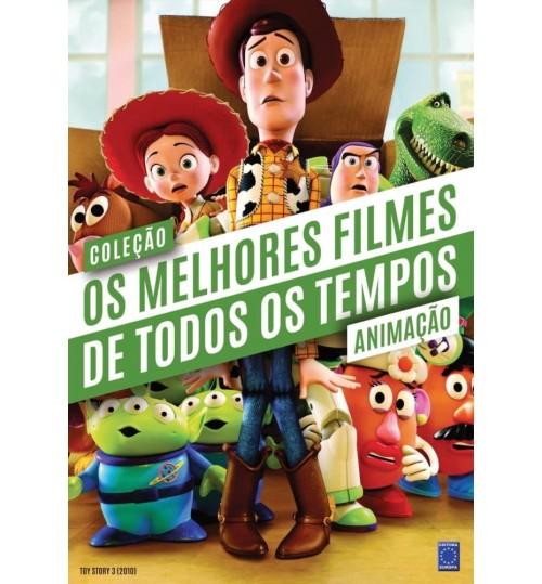 Livro Coleção Os Melhores Filmes de Todos os Tempos: Animação
