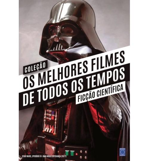 Livro Coleção Os Melhores Filmes de Todos os Tempos: Ficção Científica