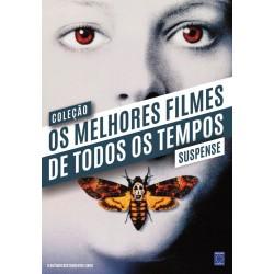 Livro Coleção Os Melhores Filmes de Todos os Tempos: Suspense