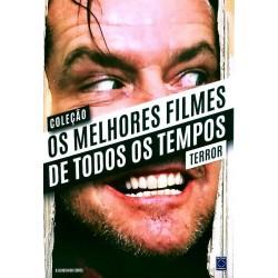 Livro Coleção Os Melhores Filmes de Todos os Tempos: Terror