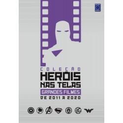Livro Coleção Heróis nas Telas Grandes Filmes de 2011 a 2020