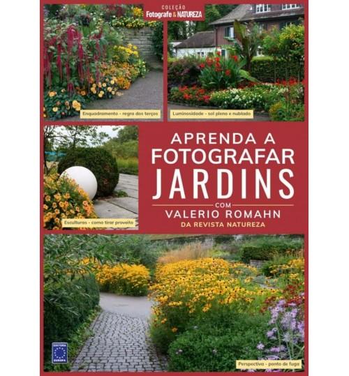 Livro Aprenda a Fotografar Jardins - Volume 1