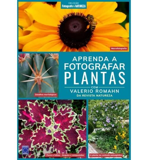 Livro Aprenda a Fotografar Plantas - Volume 2