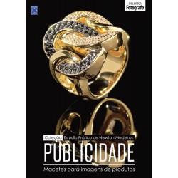 Livro Coleção Estúdio Prático de Newton Medeiros: Publicidade - Macetes para Imagens de Produtos