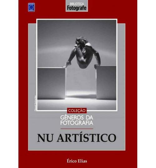Livro Coleção Gêneros da Fotografia - Nu Artístico