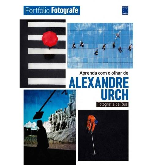 Livro Portfólio Fotografe - Aprenda com o Olhar de Alexandre Urch
