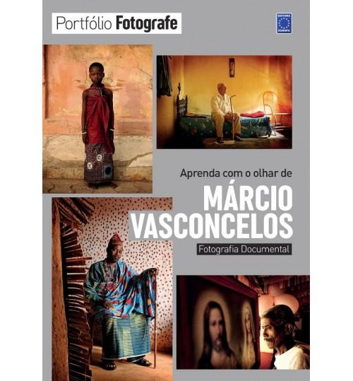 Livro Portfólio Fotografe - Aprenda com o Olhar de Márcio Vasconcelos
