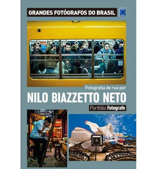 Livro Portfólio Fotografe - Fotografia de Rua por Nilo Biazzetto