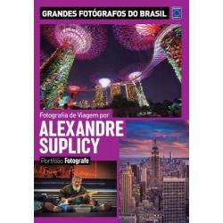 Livro Portfólio Fotografe - Fotografia de Viagem por Alexandre Suplicy