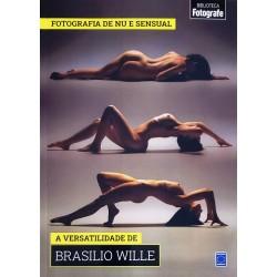 Livro Coleção Fotografia de Nu e Sensual - A versatilidade de Brasilio Wille