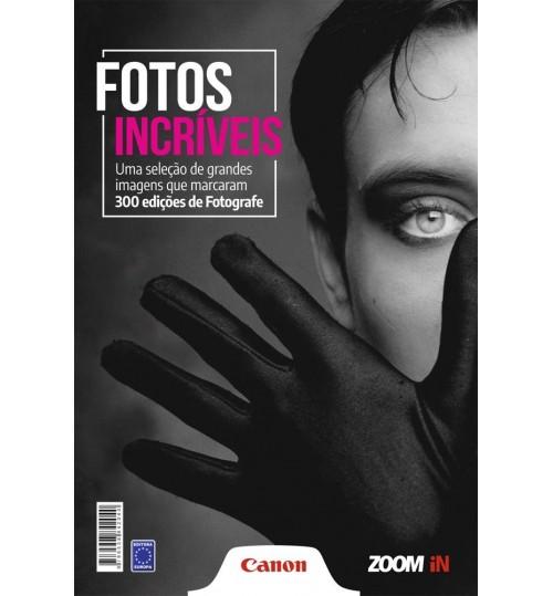 Livro Fotos Incríveis - Seleção Grandes Imagens 300 Edições Fotografe Melhor