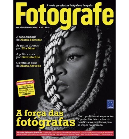Revista Fotografe Melhor - A Força das Fotógrafas N° 290