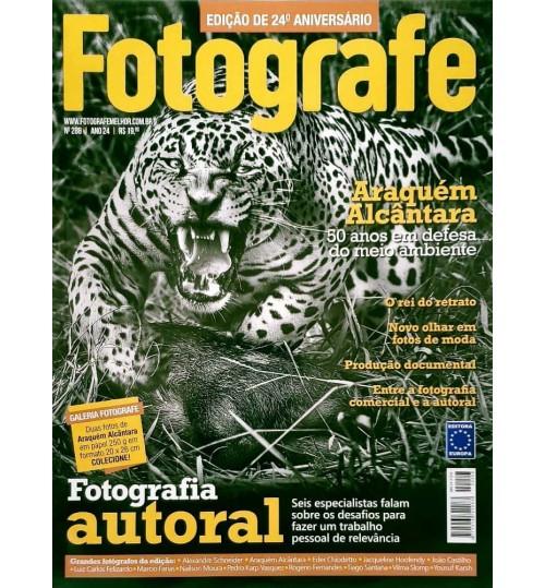 Revista Fotografe Melhor - Fotografia Autoral N° 288