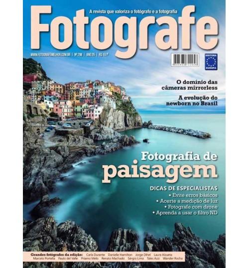 Revista Fotografe Melhor - Fotografia de Paisagem N° 298