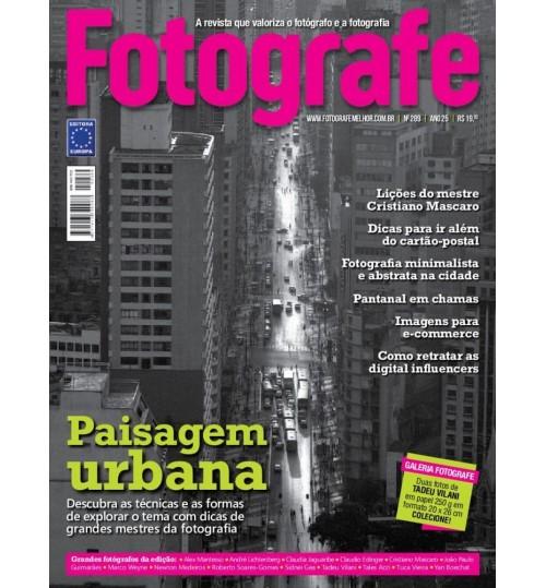 Revista Fotografe Melhor - Paisagem Urbana N° 289