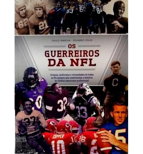 Livro Os Guerreiros da NFL