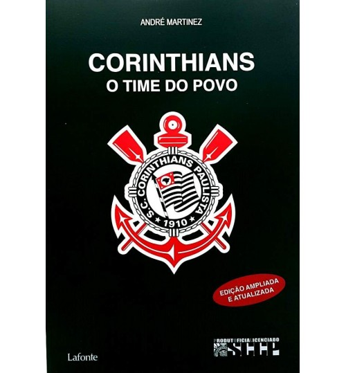 Livro Corinthians O Time do Povo