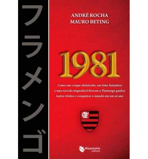 Livro 1981 Flamengo
