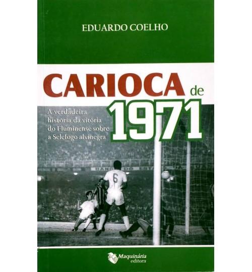 Livro Carioca de 1971 Fluminense